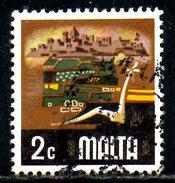 MALTE. N°465 De 1973 Oblitéré. Agriculture. - Agriculture