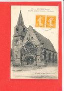 80  LA NEUVILLE Cpa L ' Eglise                 12 Edit Lelong - France