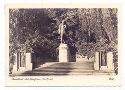 BÖHMEN & MÄHREN, KARLSBAD / KARLOVY VARY, Beethoven-Denkmal - Böhmen Und Mähren