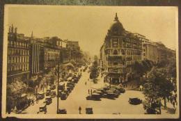 Paris - Carrefour Richelieu-Drouot - Boulevards Des Italiens Et Haussmann - Animée - Non-circulée - France