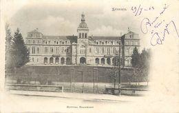 LUXEUIL LES BAINS - Lot De Huit  Cartes 1900 De La Ville. - Luxeuil Les Bains