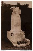 GUERRE 14/18 LE CAVALIER FONCK - LANCIER /  MONUMENT à THIMISTER - Thimister-Clermont