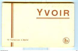 17/11 Belgique Carnet Booklet Complet 10 Cartes YVOIR MEUSE - Yvoir