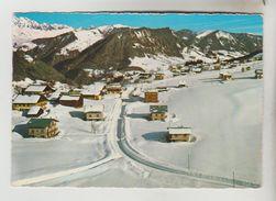 CPSM CREST VOLAND (Savoie) - 1230 M Vue Générale - France