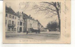 159. Saint Dié, Quai Du Parc Et Quai Pastourelle - Saint Die