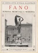 FANO - Romana, Medievale, Moderna - Anni '20 - Documenti Storici