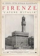 FIRENZE - L'Atene D'Italia - Anni '20 - Documenti Storici