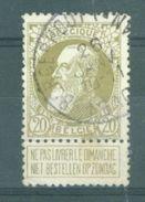 "BELGIE - OBP Nr 75 - Leopold II - Cachet  ""BORGERHOUT (ANVERS)"" - (ref. ST 598) - 1905 Thick Beard"