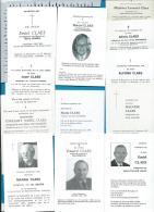 Bp    Booischot    Claes    12    Stuks - Images Religieuses