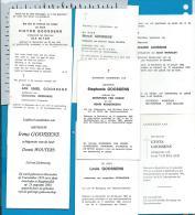 Bp    Booischot    Goosens    8    Stuks - Images Religieuses