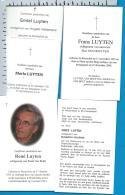 Bp    Booischot    Luyten    5    Stuks - Images Religieuses