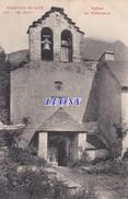 CPA De  VILLENAVE   (65) -  Environs De LUZ - EGLISE  N° 23 - France