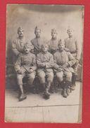 Langres -- Carte Photo  --  Soldats Français --15/6/1910 - Langres