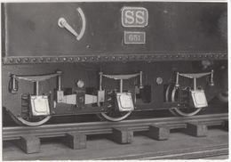 Tender SS 651  - Nederland/Holland - (Model) - Trains