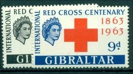 Königin Victoria / Gibraltar, Nr. 164 - 165** Postfrisch - Gibraltar