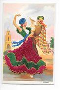 Danseur Et Danseuse De Flamenco - SOLEARES -   - L 1 - Espagne