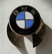 Ancienne épinglette Boutonnière Automobile Car BMW .Top Qualité Egf . No Pin's - BMW