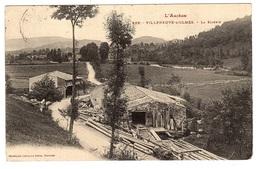 VILLENEUVE D'OLMES (09) - La Scierie - Ed. Labouche Frères, Toulouse - Autres Communes