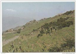 Yemen Del Nord (Ex) - A Scene Of Sweid Tribe Village Almahweet - Yemen