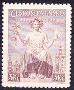 Tschechoslowakei CSSR - 11. Sokolkongress (MiNr. 533) 1948 - Postfrisch MNH - Tchécoslovaquie