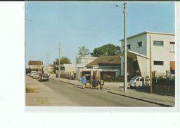 77 MITRY Le NEUF Avenue Du Groupe Administratif , PTT , Sécurité Sociale , Voiture Citroen 2CV - Autres Communes