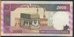 °°° IRAN - 2000 RIALS °°° - Iran
