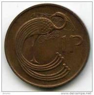 Irlande Ireland 1 Penny 1980 KM 20 - Irlande