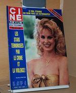 Ciné Revue N 15 9/4/1981 Rock Hudson, Jean Gabin, Michèle Mercier, Sabine Azéma Etc Voir Annonce - Cine