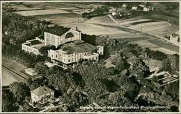 AK Bayreuth, Richard Wagner Festspielhaus, Flugzeugaufnahme, O 1935 (25378) - Bayreuth