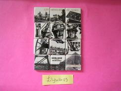 Série Complète De 12 Feves Perso PUZZLE - LES MINEURS DU NORD LES CORONS - 2014 ( Feve ) - Regions
