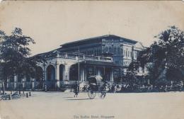 Singapour - Singapore - The Raffles Hotel - Singapore