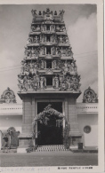 Singapour - Singapore - Hindu Temple - 1951 - Singapour