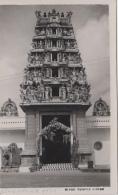 Singapour - Singapore - Hindu Temple - 1951 - Singapore