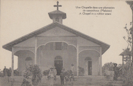 Malaisie - Malaysia - Chapel In A Rubber Estate - Missions Religion - Chapelle Plantation Caoutchouc - Colonial - Malaysia
