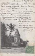 Laos - Pagode - Pagodon - 1905 - Laos
