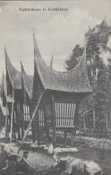 Indonésie - Indonesia - Sumatra - Bukittinggi Fort De Kock - Padischuren - Buffle - Indonésie