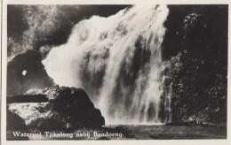 Indonésie - Indonesia - Waterval Tjikalong Nabij Bandoeng - Chutes D'eau Cascade - Indonesia