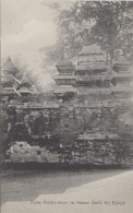Indonésie - Indonesia - Yogyakarta - Kraton - Mur Du Palais - Indonésie