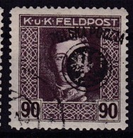 POLAND 1919 Lublin Fi 29 Used Signed Petriuk - Usados