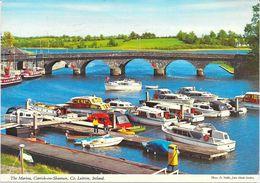 IRELAND EIRE THE MARINA CARRICK-ON-SHANNON CO. LEITRIM 1981 - Leitrim