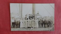 RPPC Group Photo    -ref 2717 - Postcards