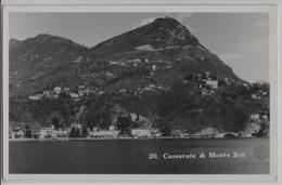 Cassarate & Monte Bre - TI Tessin