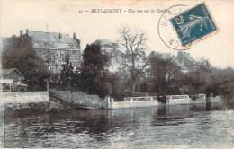 59 - Berlaimont - Une Vue Sur La Sambre - Berlaimont