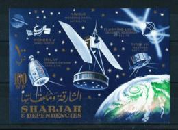 Sharjah  Nº Yvert  HB-4  En Nuevo - Sharjah