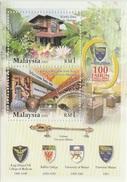 MALAYSIA 2005 100 YEARS OF UNIVERSITY MALAYA SG MS1275 MINT MNH - Malaysia (1964-...)