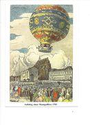 18048 -  Aufstieg Einer Montgolfière 1783 - Montgolfières