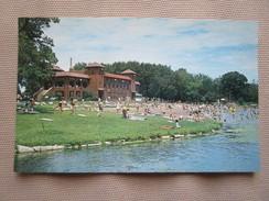 Sun N Fun At Lake Story, Galesburg, Illinois. Plastichrome P50802 - Etats-Unis