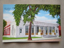 Post Office, Galesburg, Illinois. Kropp 13345N - Etats-Unis