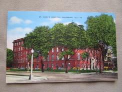 St. Mary's Hospital, Galesburg, Illinois. Kropp 27560N - Etats-Unis