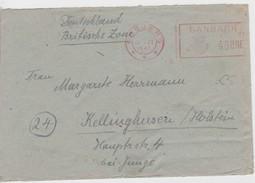 DANEMARK 1947 EMA DE  ESBJERG - Marcophilie - EMA (Empreintes Machines)